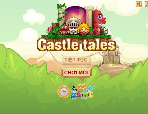 đường về lâu đài