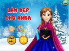 Game Làm đẹp cho Anna