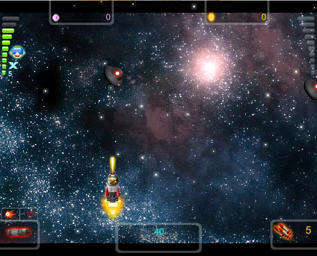 choi game phi thuyền không gian