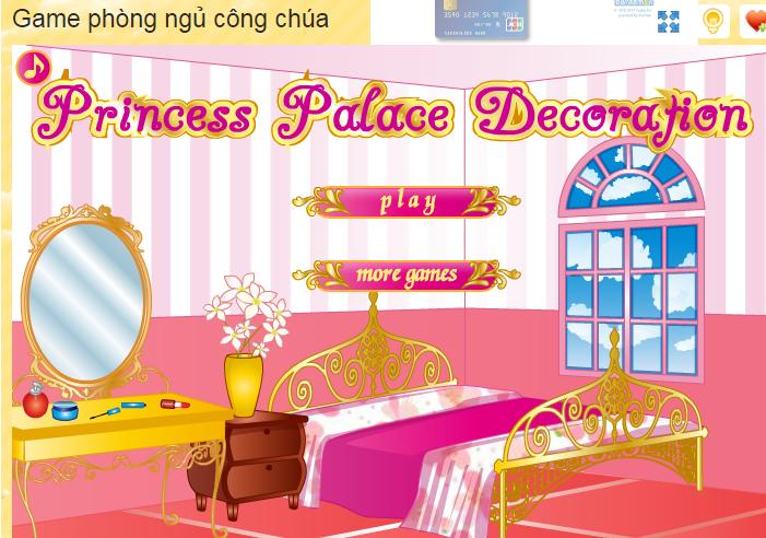 phòng ngũ công chúa