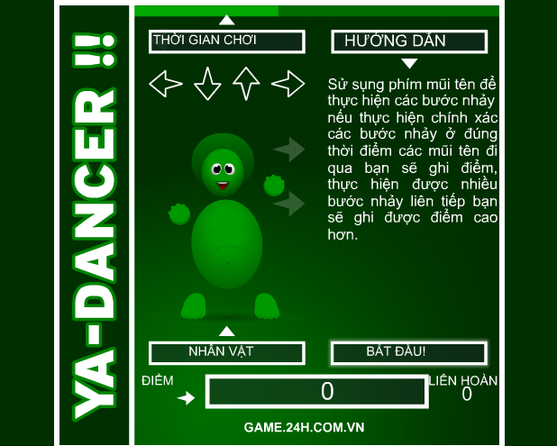 game vũ điệu Audition