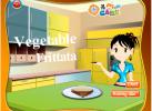 Game Bánh trứng trộn rau