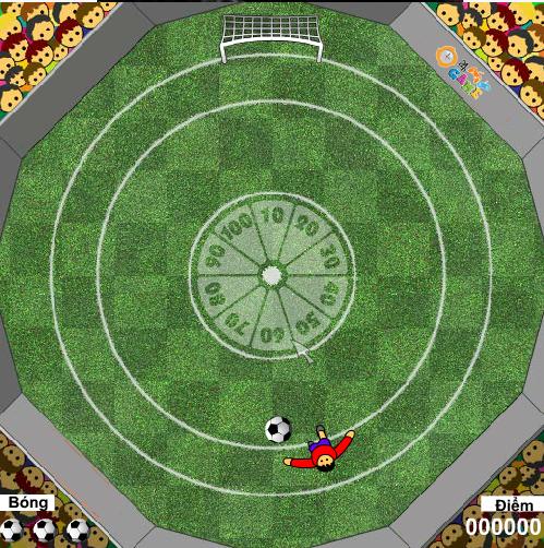 choi game bóng đá kiểu mới