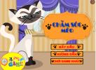 Game Chăm sóc mèo