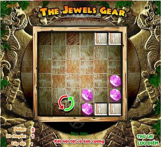 chơi kết nối kim cương