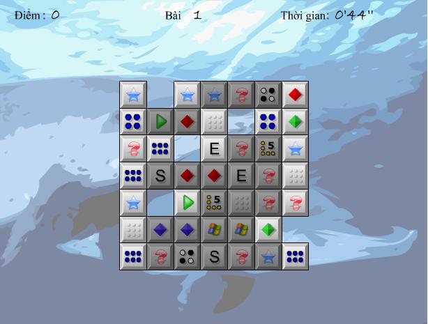 game khối hình bí ẩn
