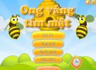 Game Ong vàng tìm mật