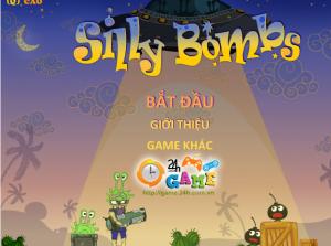 Game Quái nhân diệt bom