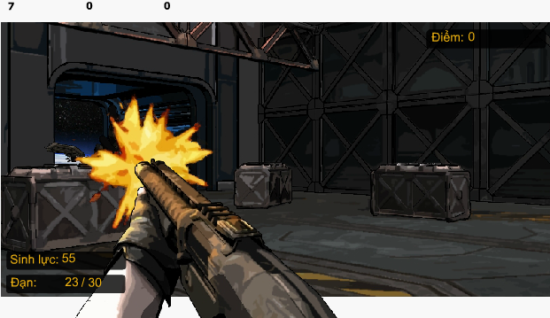 game tay súng ngoài hành tinh