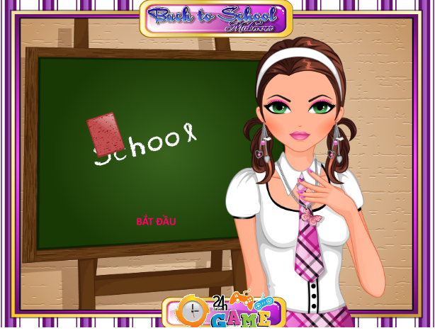 thời trang học trò