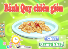 Game Bánh quy chiên giòn