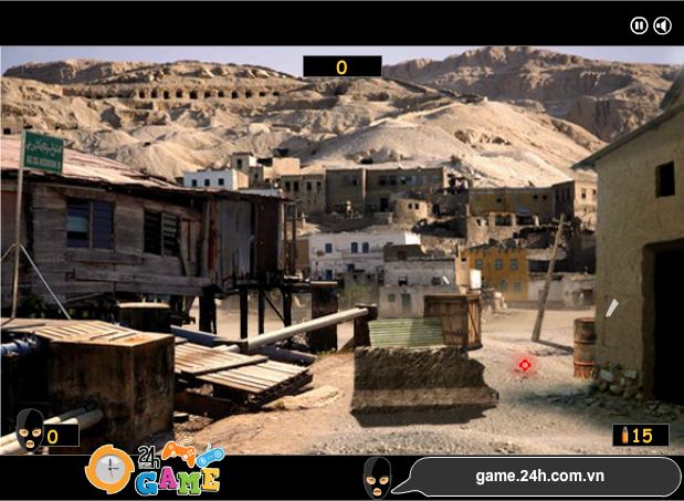 game chống khủng bố 2