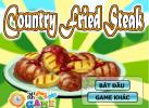 Game Gà nướng khoai tây