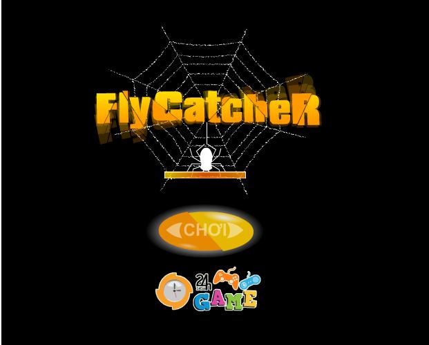 nhện bắt ruồi