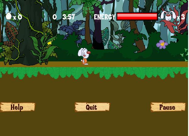 game tìm hiểu rừng xanh