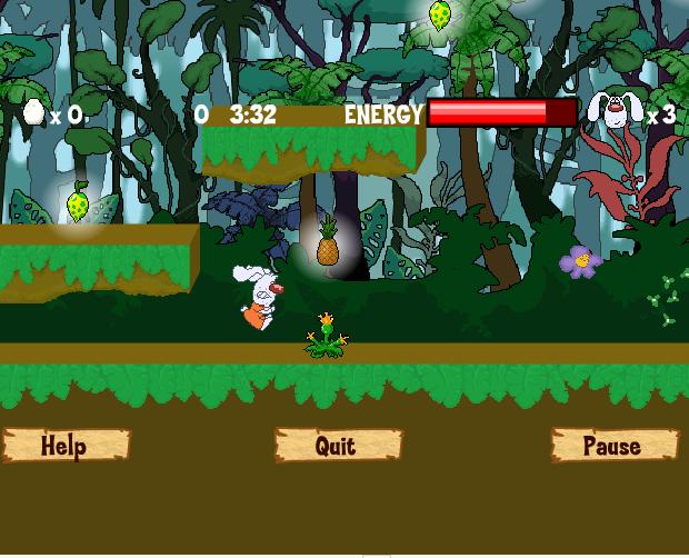 choi game tìm hiểu rừng xanh