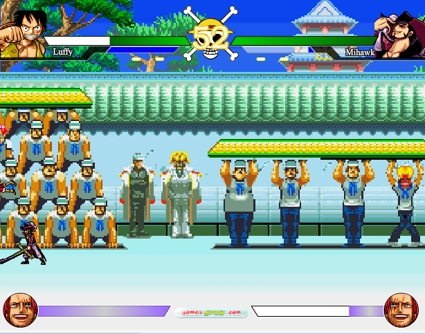 game đảo hải tặc online
