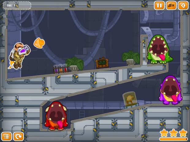 game nuôi quái vật 2