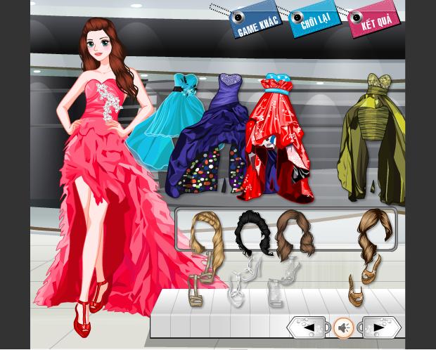 game thời trang catwalk