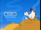 Game Chicken Invaders