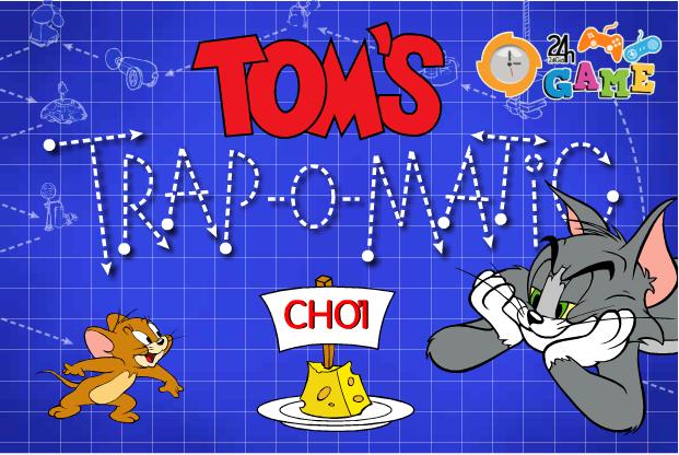 bẫy chuột của mèo Tom