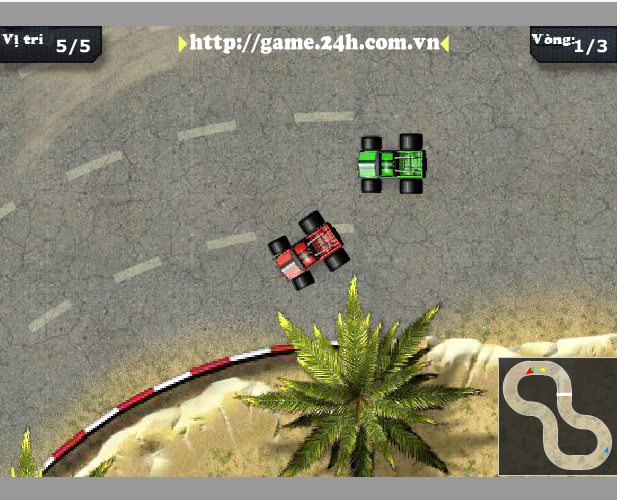 choi game đua xe hạng nặng