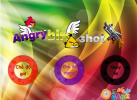 Game Angry Bird Shot