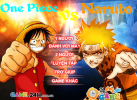 Game One Piece Vs Naruto