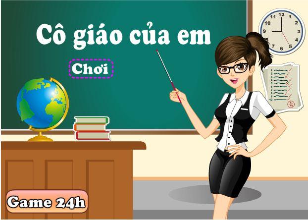 cô giáo của em