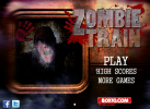 Game Zombie Train