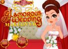 Game Trang điểm cô dâu quyến rũ