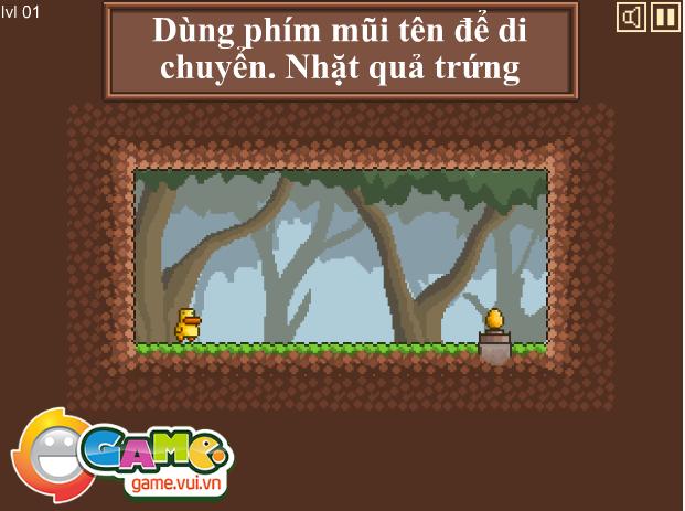 game vịt con tìm trứng