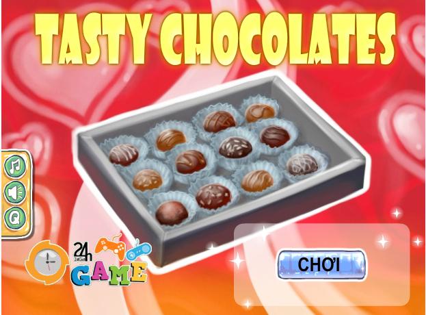 học làm bánh chocolates