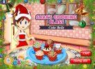Game Làm Bánh Ngọt Giáng Sinh