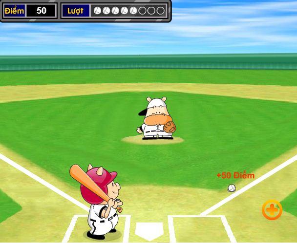 choi game ngôi sao bóng chày