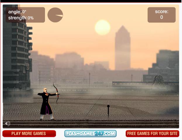 game luyện tập bắn cung