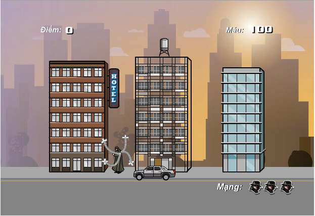 game Tàn phá NewYork