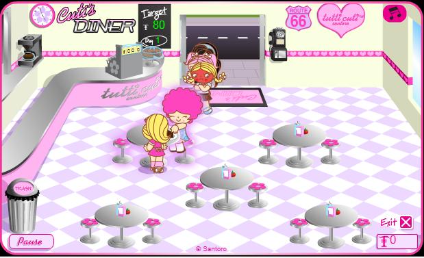chơi game Tiệm bánh ngọt Cutis