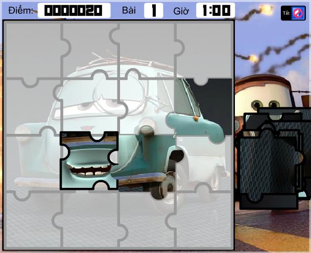 game Vương quốc xe hơi