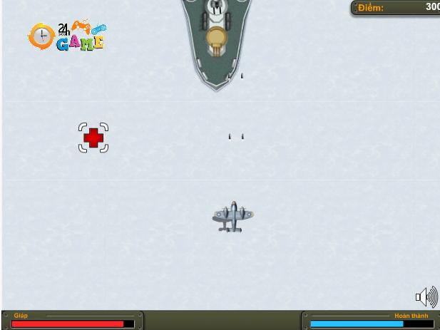 choi game máy bay hủy diệt