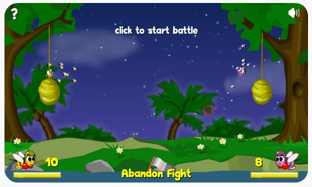 game cuộc chiến của loài ong