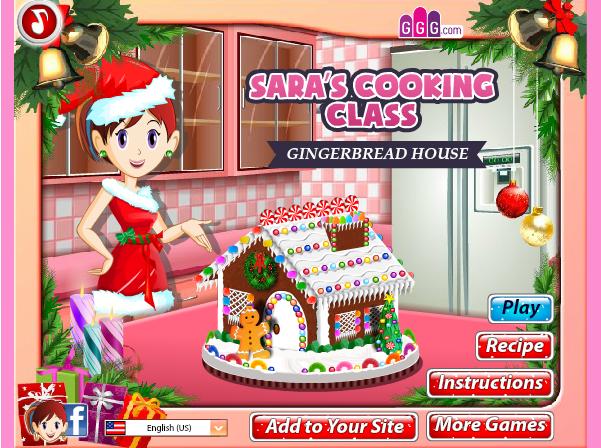 Làm bánh hình ngôi nhà