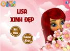 Game Lisa xinh đẹp