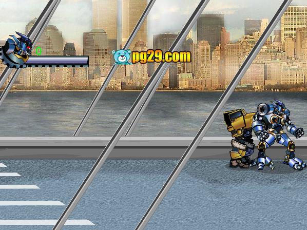 game người máy lego diệt zombie