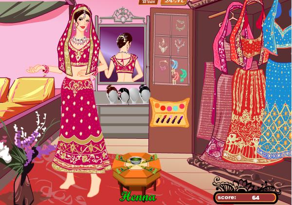 choi game thời trang Ba Tư