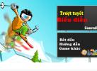 Game Trượt tuyết biểu diễn