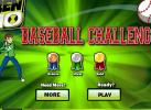 Game Ben 10 bóng chày