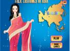 Game Trang phục truyền thống châu Á