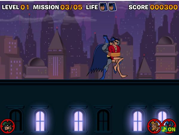 batman giải cứu đồng đội