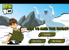 Game Ben 10 và bóng ma